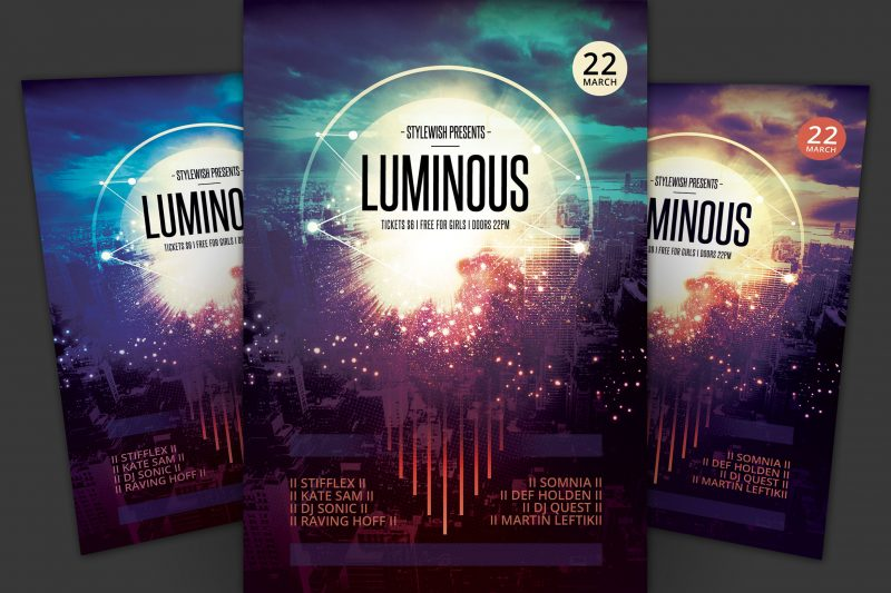 Luminous Flyer