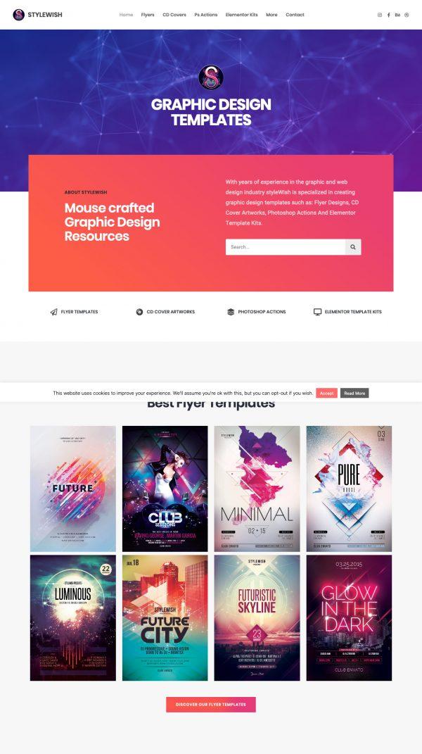 styleWish webdesign